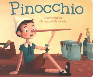 DK Children Pinocchio