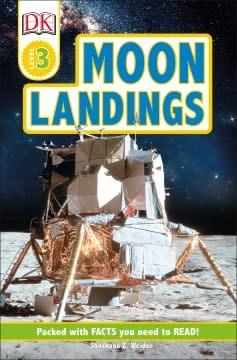 DK Children DK Readers Level 3: Moon Landings