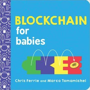 Sourcebooks Jabberwocky Blockchain for Babies