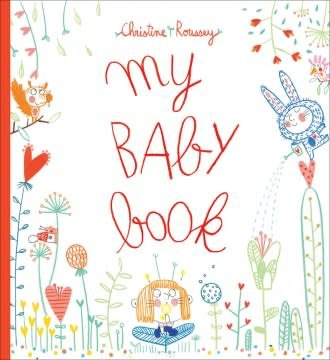Abrams Noterie My Baby Book