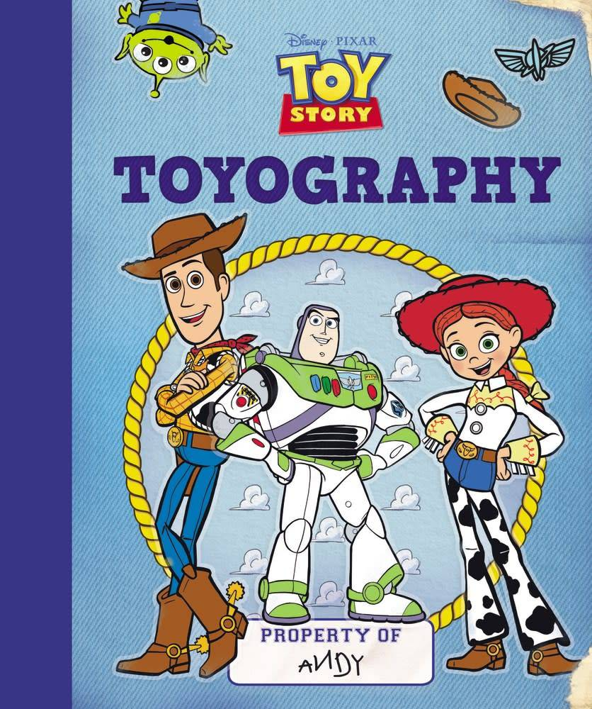 HarperFestival Toy Story: Toyography
