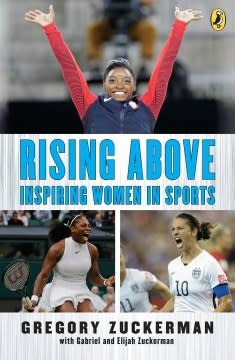 Puffin Books Rising Above: Inspiring Women in Sports