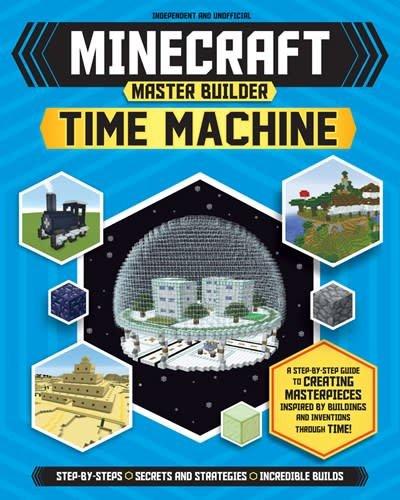 Carlton Kids Minecraft Master Builder Time Machine