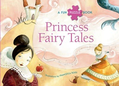 White Star Kids Princess Fairy Tales