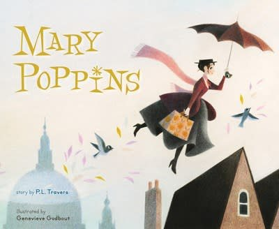 HMH Books for Young Readers Mary Poppins (Picture Book)