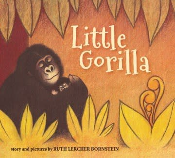HMH Books for Young Readers Little Gorilla (padded board book)