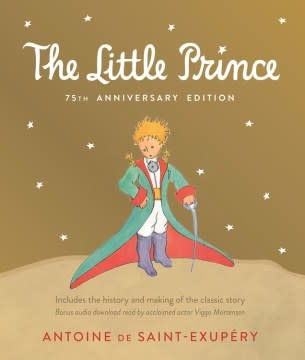HMH Books for Young Readers Little Prince (75th Anniversary Edition)