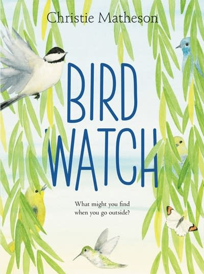 Greenwillow Books Bird Watch