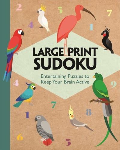 Arcturus Publishing Limited Large Print Sudoku