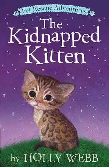 Tiger Tales Pet Rescue Adventures: The Kidnapped Kitten