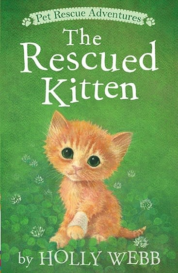 Tiger Tales Pet Rescue Adventures: The Rescued Kitten