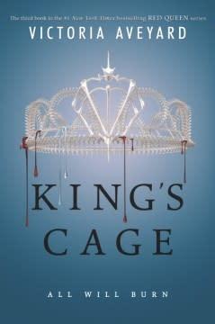 HarperTeen Red Queen 03 King's Cage