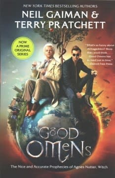 William Morrow Paperbacks Good Omens: The Nice and Accurate Prophecies of Agnes Nutter, Witch