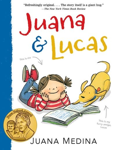 Candlewick Juana and Lucas