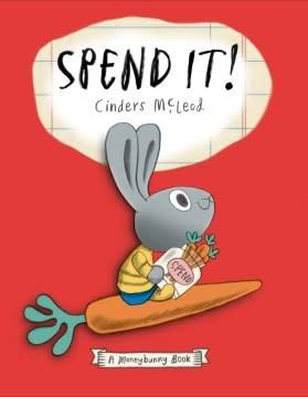 Nancy Paulsen Books Spend It!