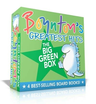 Little Simon Boynton's Greatest Hits The Big Green Box