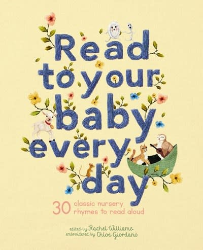 Lincoln Children's Books Read to Your Baby Every Day
