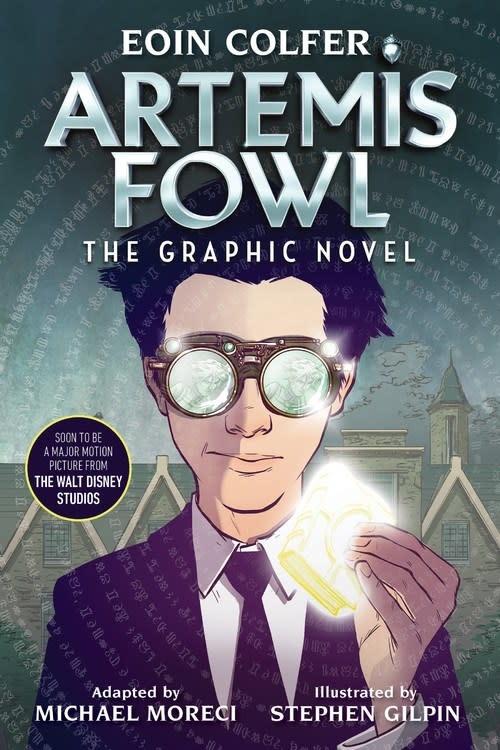 Disney-Hyperion Artemis Fowl 01 (Graphic Novel)