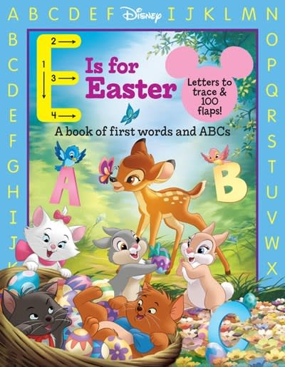 Disney Press E Is for Easter