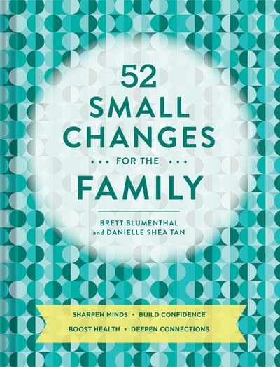 Chronicle Books 52 Small Changes for the Family