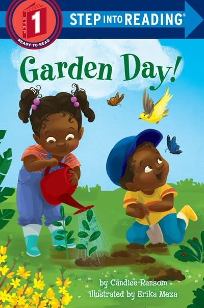 Random House Books for Young Readers Garden Day!