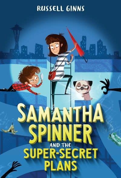 Yearling Samantha Spinner: The Super-Secret Plans