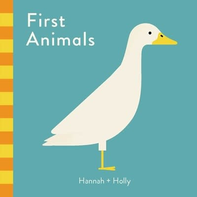 little bee books Touch and Learn: First Animals