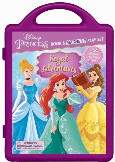 Printers Row Disney Princess Royal Adventures
