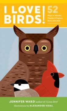 Roost Books I Love Birds!