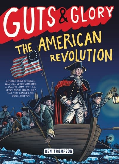 Little, Brown Books for Young Readers Guts and Glory: The American Revolution