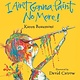 HMH Books for Young Readers I Ain't Gonna Paint No More! (board book)