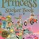 Scribblers Princess Sticker Book