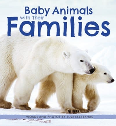 Owlkids Baby Animals with Their Families