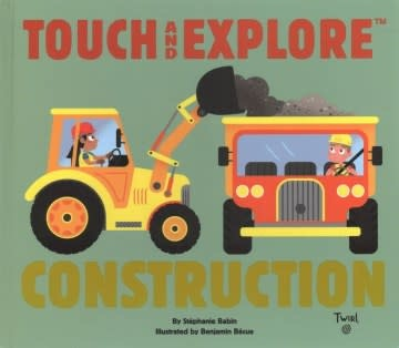 Twirl Touch and Explore Construction