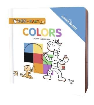 Twirl Colors