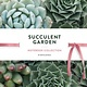 Chronicle Books Succulent Garden Notebook Collection