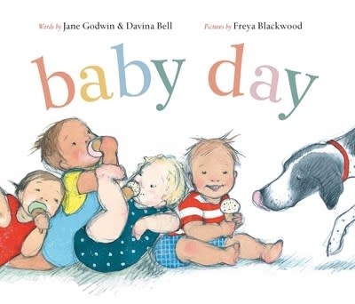 Atheneum Books for Young Readers Baby Day