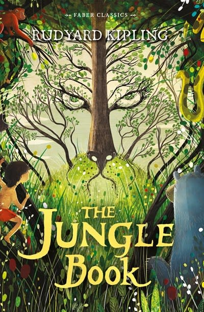 Faber & Faber Children's The Jungle Book