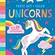 Nosy Crow Press Out and Color: Unicorns