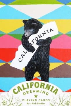 Chronicle Books California Dreaming Playing Cards