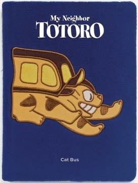 Chronicle Books My Neighbor Totoro: Cat Bus Plush Journal