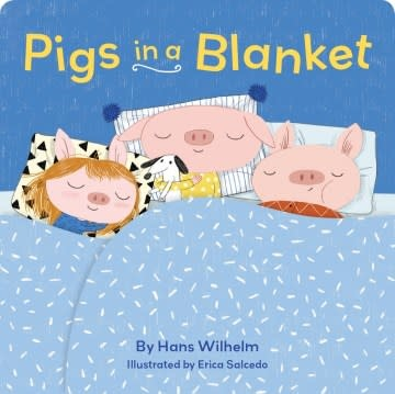 Chronicle Books Pigs in a Blanket