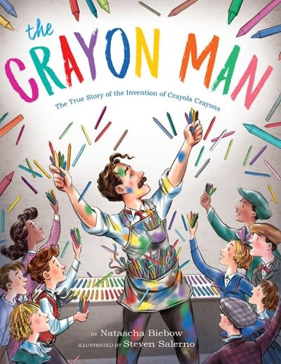 HMH Books for Young Readers The Crayon Man