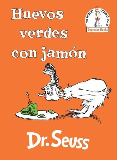 Random House Books for Young Readers Huevos verdes con jamón (Green Eggs and Ham Spanish Edition)