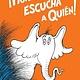 Random House Books for Young Readers Horton escucha a Quién! (Horton Hears a Who! Spanish Edition)
