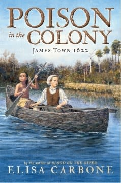 Viking Books for Young Readers Poison in the Colony