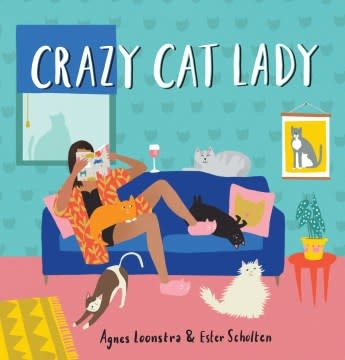 Workman Publishing Company Crazy Cat Lady