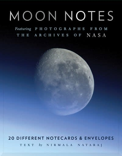 Chronicle Books Moon Notes