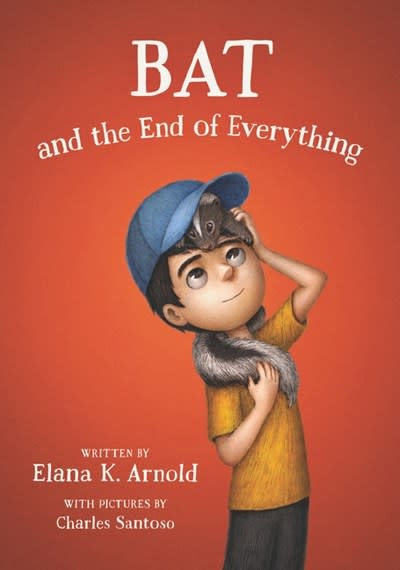 Walden Pond Press Bat and the End of Everything