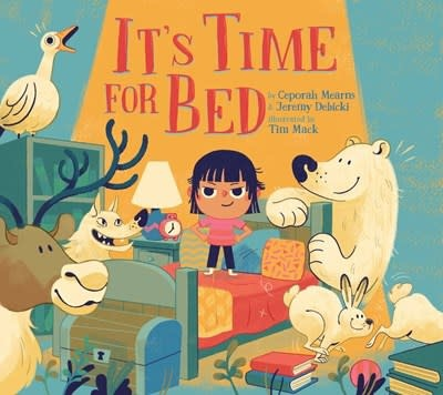 Inhabit Media It's Time for Bed (English)